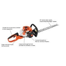 """ECHO HC-152 20"""" Double-Sided Hedge Trimmer"""