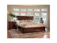 Charleston Platform Panel Queen Bed Product Image