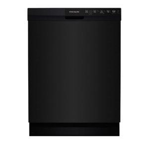 24'' Built-In Dishwasher - BLACK