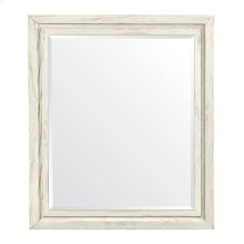 Coastal Living Resort Day's End Mirror in Nautical White