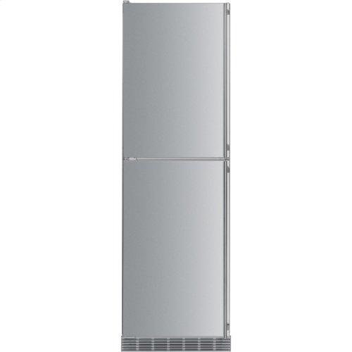 "24"" Built-in BioFresh/Freezer w/ice maker left hinge"