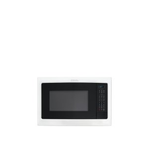 27'' Built-In Microwave Oven - WHITE