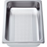 "ThermadorPerforated Cooking Pan-Half Size, 1 5/8"" Deep CS1XLPH"