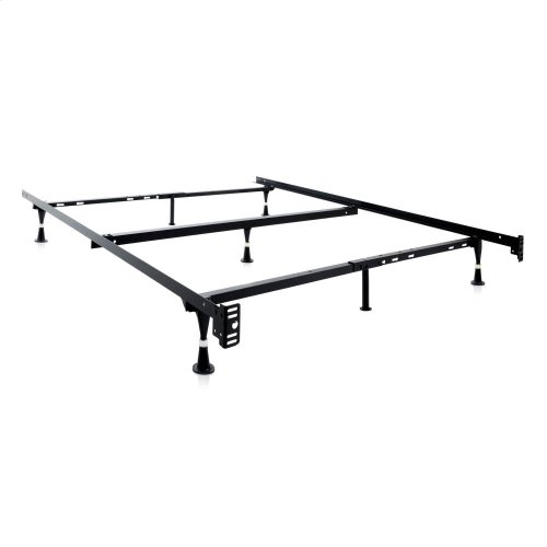 Adjustable Queen / Full / Twin Bed Frame Glides