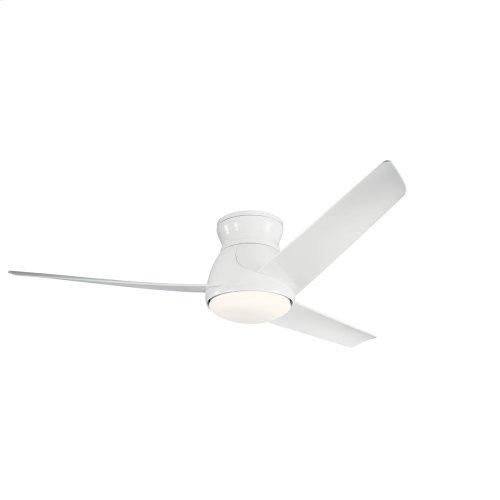 "Eris LED 60"" Fan White"
