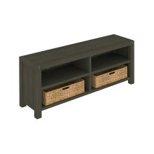This TV stand makes a perfect addition to any living room, media room or de...