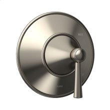 Silas™ Pressure Balance Valve Trim - Brushed Nickel