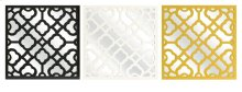 Prinstly Wall Mirrors - Set of 3
