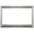 Frigidaire Black/Stainless 27'' Microwave Trim Kit Product Image
