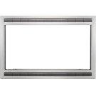 Frigidaire Black/Stainless 27'' Microwave Trim Kit Product Image