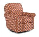 Parkway Fabric Swivel Glider Product Image
