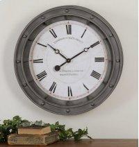 Porthole Clock Product Image