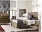 Craven King Platform Bed 6/6 Complete Product Image