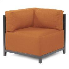 Axis Corner Chair Seascape Canyon Titanium Frame