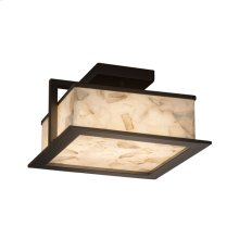 "Laguna 12"" LED Outdoor Flush-Mount"