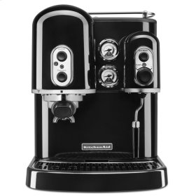 Pro Line® Series Espresso Maker with Dual Independent Boilers - Onyx Black