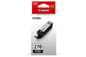 Canon PGI-270 Pigment Black Ink Tank Pigment Black Individual Ink Tank