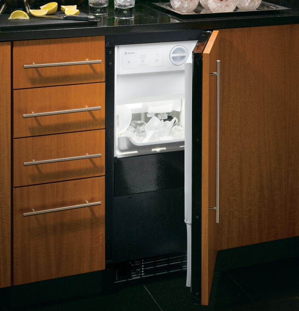 Monogram(r) High Production, Large Capacity Automatic Icemaker