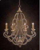 Paris Eight-Light Chandelier Product Image