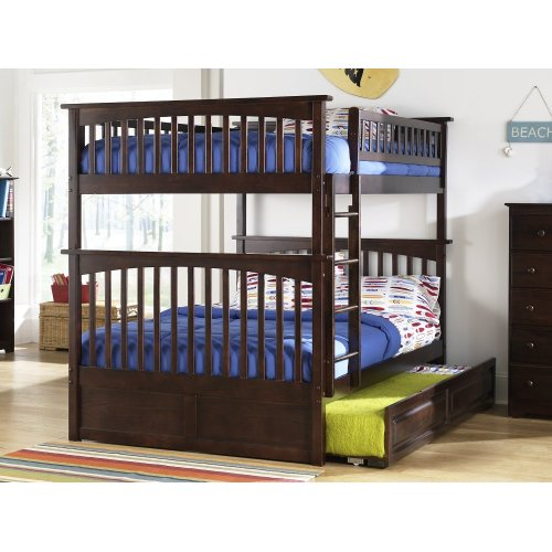 Ab55534 In By Atlantic Furniture In Mineola Ny Columbia Bunk Bed