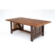 Heritage Cheyenne Dining Table - 5′