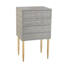 Elm Point 4-Drawer Chest