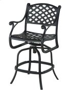 Newport Swivel Counter Stool Product Image