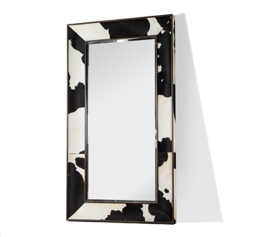 Irina Floor Mirror - Spotted