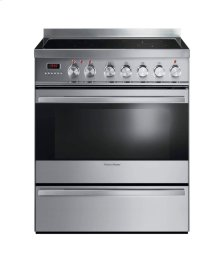 "Induction Range 30"", Self Cleaning"
