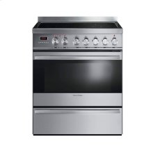 """Induction Range 30"""", Self Cleaning"""