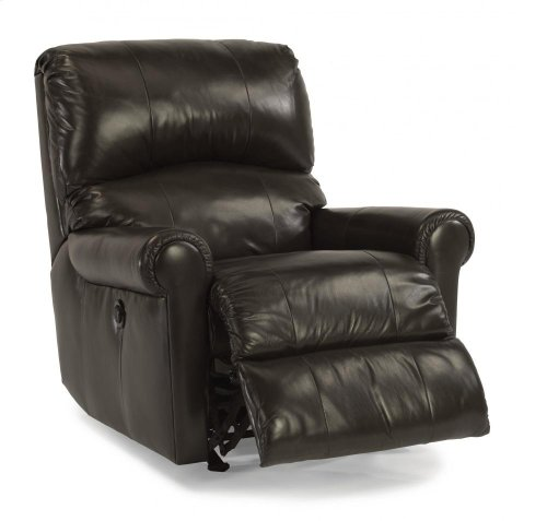 Markham Leather Power Recliner