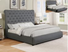 Allie Storage Bed King Fb/drawer