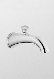 Brushed Nickel Silas™ Diverter Wall Spout