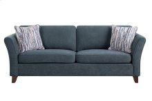 Sofa, Dark Gray Fabric
