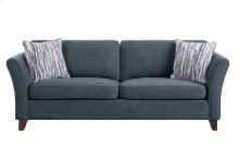 Sofa, Dark Gray Fabric