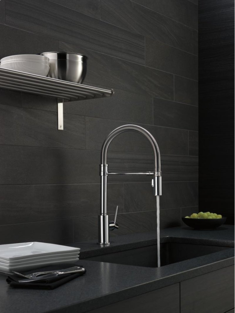 9659ksdst In Black Stainless By Delta Faucet Company In New York