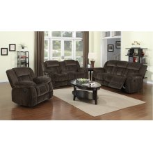 SU-LN660 Collection 3 Piece Reclining Living Room Set