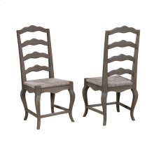 FRENCH FARMHOUSE CHAIR - Set of 2