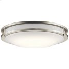 "Avon Collection Avon 24.00"" LED Flush Mount NI Product Image"