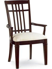 Bridges 2.0 Arm Chair (Mocha)