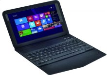 """8.9"""" Windows/intel 1g-16g Tablet With Bluetooth Case and Keyboard"""