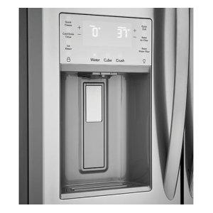 Frigidaire Gallery 21.8 Cu. Ft. Counter-Depth 4-Door French Door Refrigerator*Ankeny Location