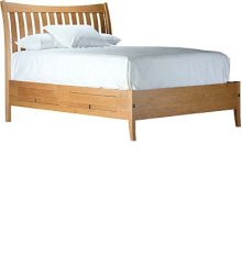 Dylan Storage Bed - Queen