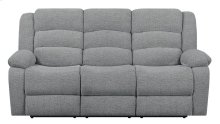 Emerald Home Bradford Motion Sofa Gray U7055-00-09