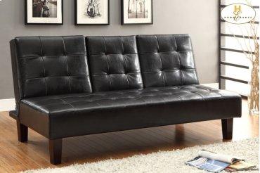 Elegant Lounger Sofa: 70.5 x 33.5 x 32.75H Bed: 70.5 x 44.5 x 16.25H