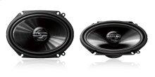 """6"""" x 8"""" 2-Way Coaxial Speaker 250W Max. / 40W Nom."""