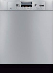 DISPLAY MODEL G 5225 SC Futura Crystal Series Dishwasher - Prefinished