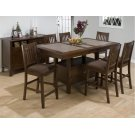 Caleb Counter Height Table Storage Base Product Image