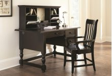 "Bella File Cabinet, Black, 18""x 22""x24"""