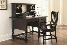 "Bella Desk, Black, 54""x30""x31"""